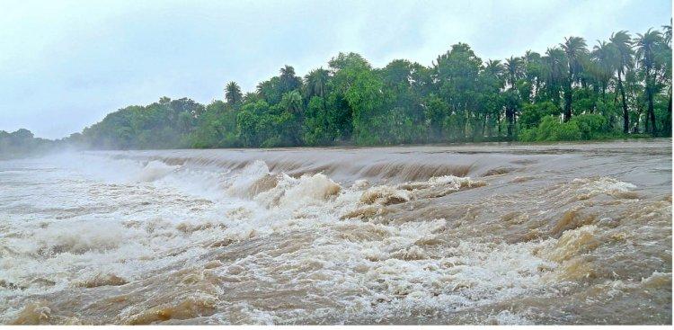 જામનગર સહીત ગુજરાતના 5 જિલ્લાઓમાં 100 ટકાથી વધુ વરસાદ