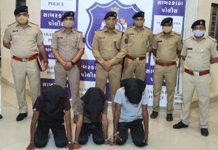 ચડ્ડી ગેંગ આવી પોલીસના હાથમા, ગુજરાતના આ જિલ્લાઓમાં મચાવી દીધો હતો તરખાટ