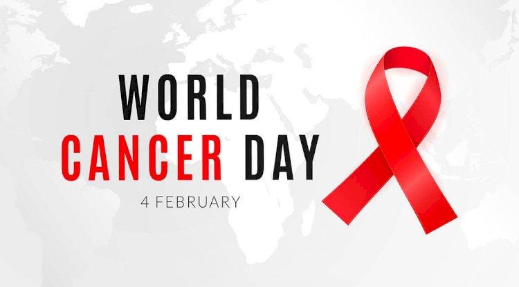 આજે વિશ્વ કેન્સર દિવસ, ચિંતાજનક સમસ્યા...કેન્સર એક જ બિમારી નથી પરંતુ રોગોનો સમુહ હોઇ તુરંત સઘન કરો સારવાર