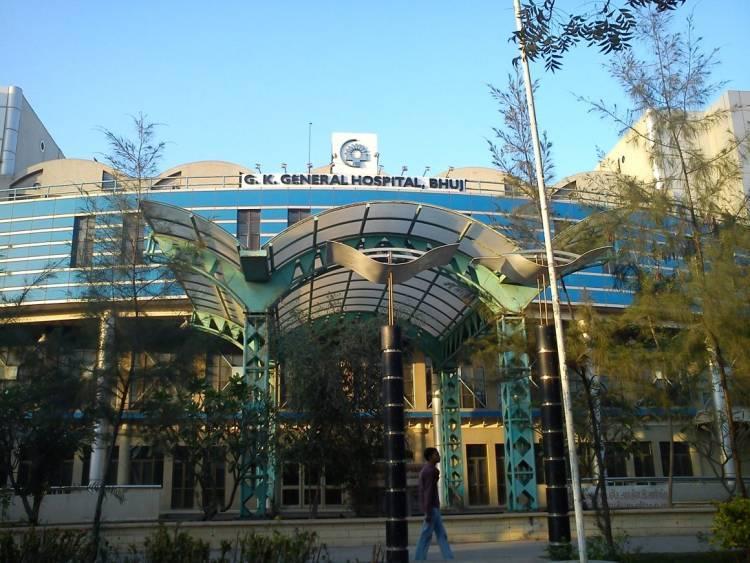 ભુજની જી.કે.જનરલ હોસ્પિટલમાં નવજાતશિશુના મોતનો મામલો:રીપોર્ટ સરકારને સોંપાશે