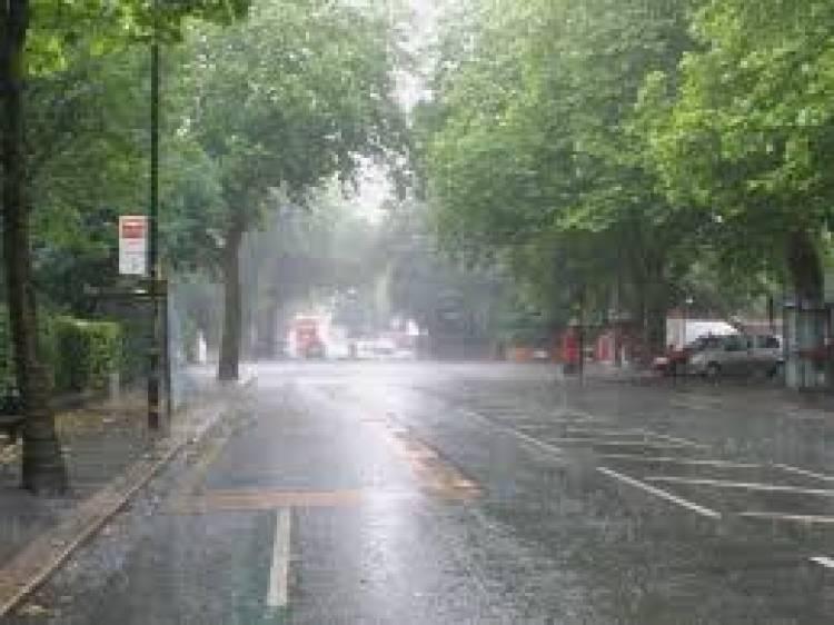 પાટણ જિલ્લાના સાંતલપુરમાં વાવાઝોડા સાથે વરસાદ ખાબક્યો..