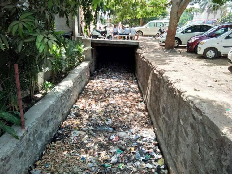 જામનગર:પ્રિમોન્સુન કામગીરીમાં કેવી છે પોલંપોલ...!!!