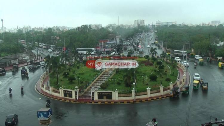 જામનગર જિલ્લામાં સવારે ૬ થી બપોરે ૧૨ વાગ્યા સુધીમાં ક્યાં કેટલો વરસાદ