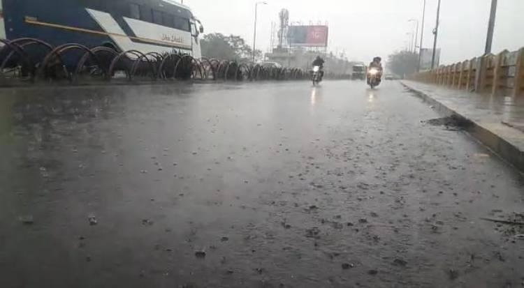 અપૂરતા વરસાદ ને લઈને જામનગર જીલ્લા પરથી નથી હટયા ચિંતાના વાદળો...!!