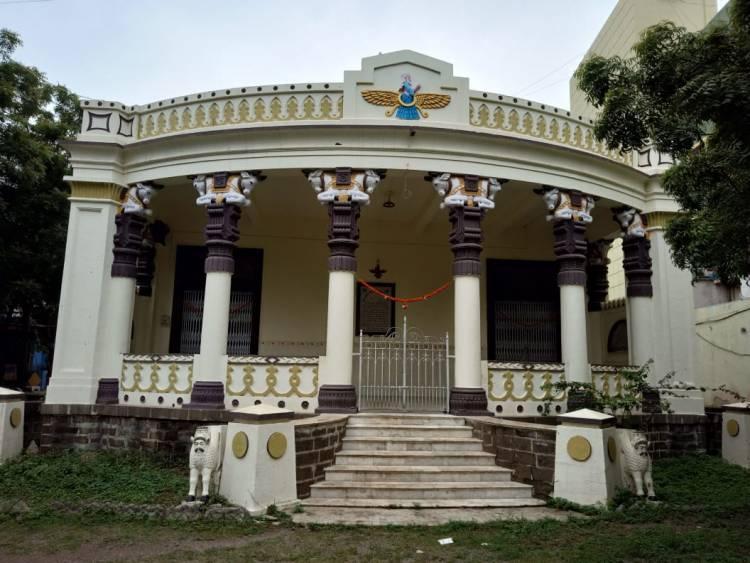 દુનિયામાં પારસી સમુદાયની અંદાજે ૧ લાખની વસ્તી...જયારે જામનગરમા માત્ર પાંચ જ પારસીઓ