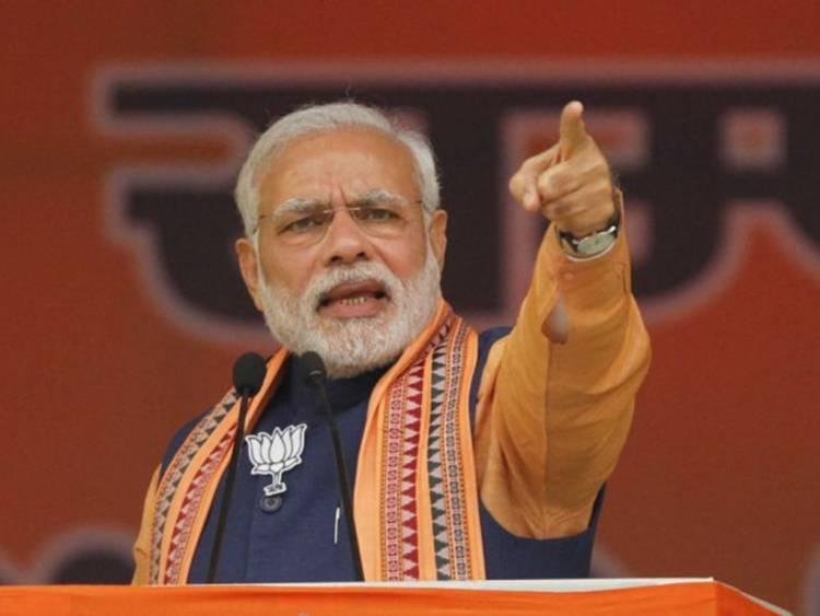 નરેન્દ્ર મોદી ફરી ગુજરાતના પ્રવાસે...
