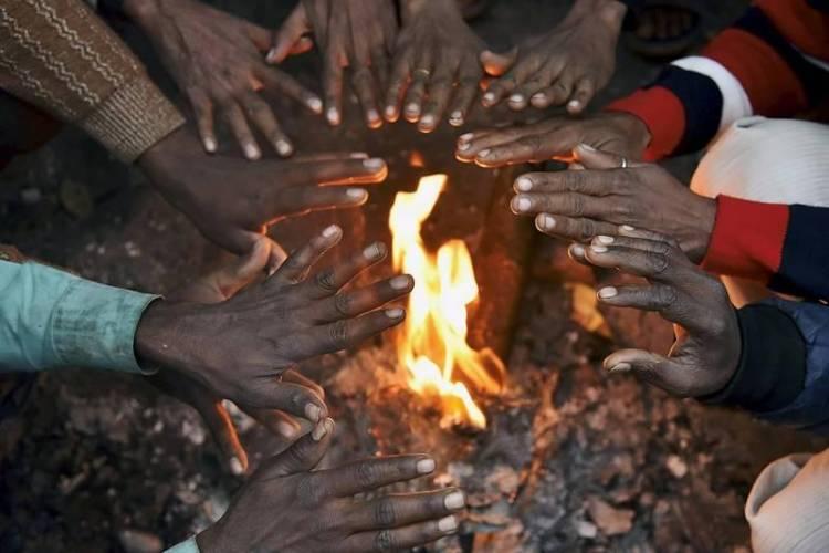 જામનગરમાં કાતિલ ઠંડી,જનજીવન પર અસર