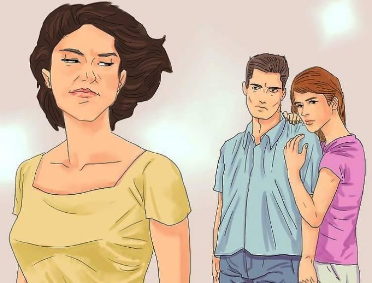 પતિ-પત્ની વચ્ચે પ્રેમિકા આવી જતા સુખી લગ્ન જીવનમાં લાગી આગ