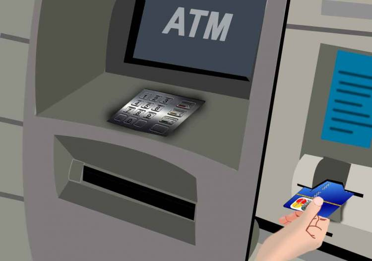 ATMની સાથે પીન નંબર લખશો તો થશે આવું..