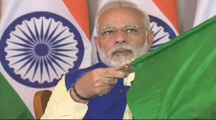 જામનગર બાંદ્રા નવી ટ્રેનને આવતીકાલે PM મોદી આપશે લીલીઝંડી...
