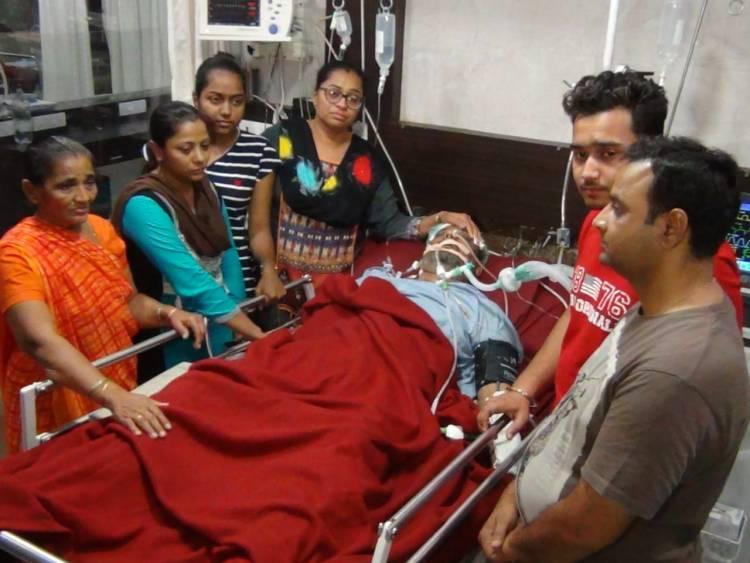 જામનગરમાં અંગદાનની ઐતિહાસિક ઘટનાનું આજે ફરી થયું પુનરાવર્તન