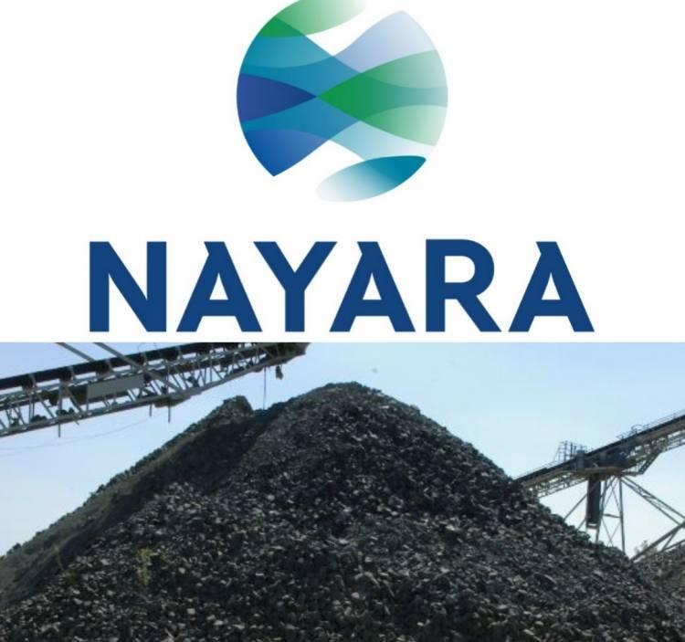 નયારા એનર્જીના ૩૦ કરોડના કોલસા ચોરીમાં એસ્સાર બલ્ક ટર્મિનલનો હાથ