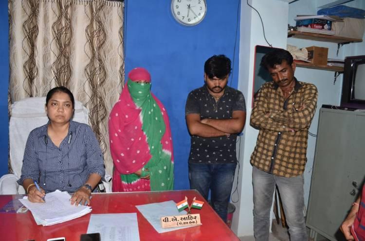 જ્યારે જામનગરના યુવકને ગેંગે આપી ધમકી,ફસાઈ જઇશ બળાત્કારના ગુન્હામા