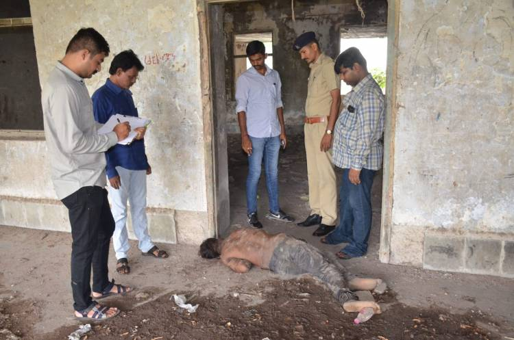 જામનગર:ડેન્ટલ કોલેજ નજીક યુવકની હત્યા..
