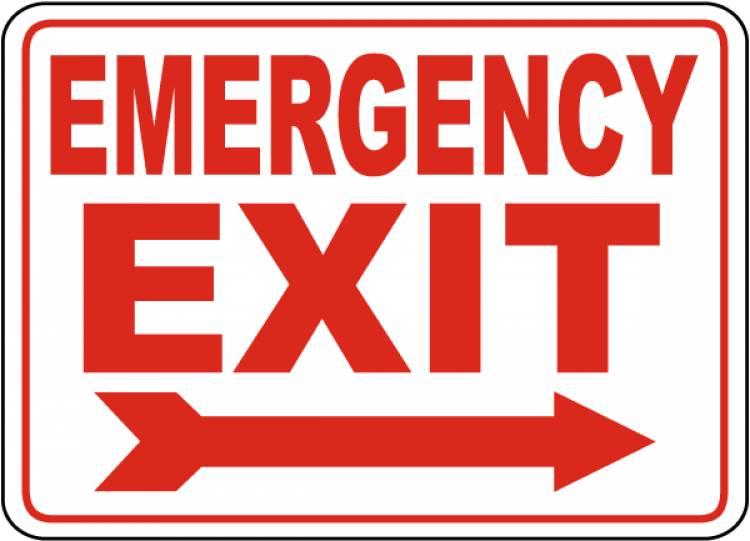 તમામ હોટલોના EMERGENCY EXIT ની તપાસ કોણ કરશે?