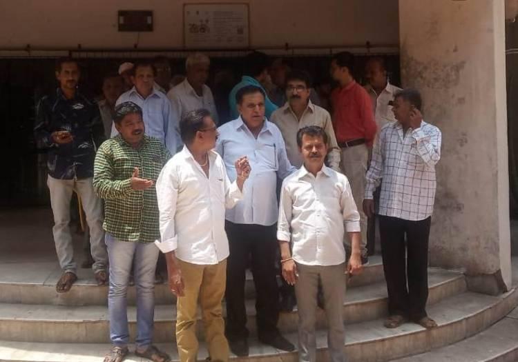જામનગર:પશુ હડફેટ મોતનો મામલો,ગુર્જર પ્રજાપતિ સમાજે આ માંગણીઓ સાથે કરી રજૂઆત