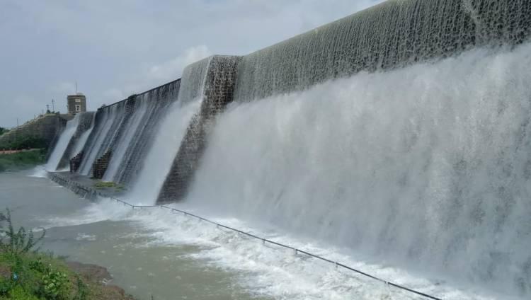 ડેમોમા સો ટકા પુરતુ પાણી,.. પણ નિયમીત વિતરણ થશે..?