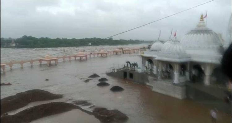વરસાદ અપડેટ:ચોવીસ કલાકમાં જામજોધપુર પાણી..પાણી..નવ ઈંચ વરસાદ