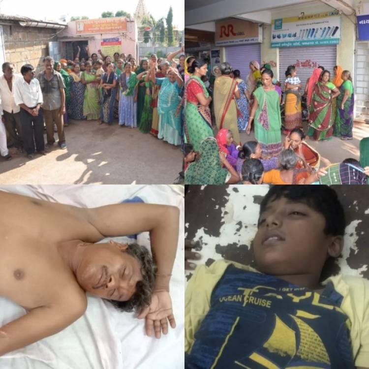 જામનગર: જીવંત વીજવાયર પડતા એક બાળકનું મોત, એક ઈજાગ્રસ્ત