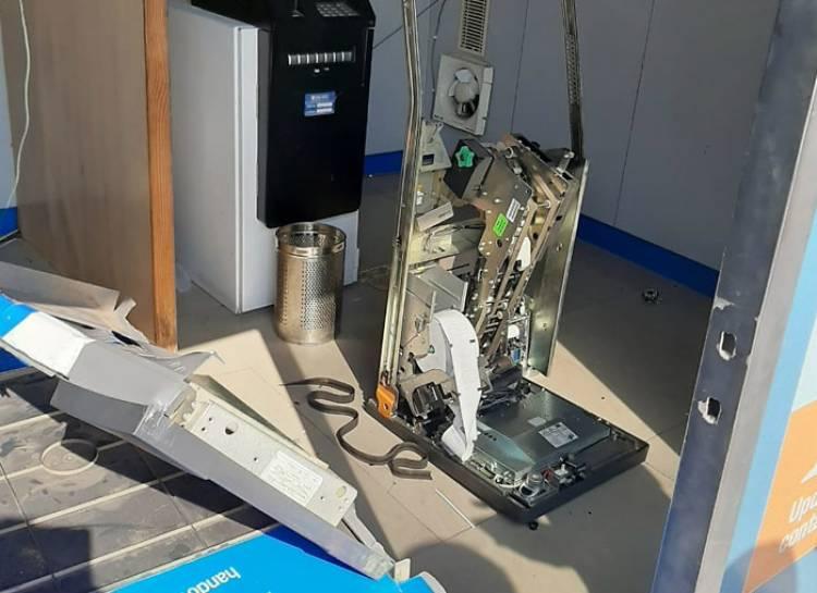 CCTV પર કાળો સ્પ્રે છાંટી ATMમાંથી 39.55 લાખની લૂંટ