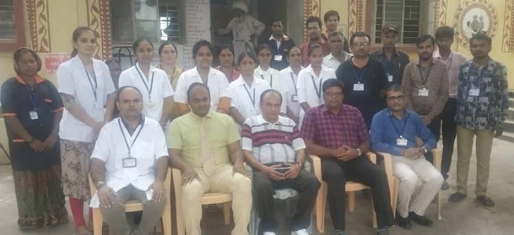 લતિપુર પ્રાથમીક આરોગ્ય કેન્દ્રને ભારત સરકારનો NQAS ઍવોર્ડ
