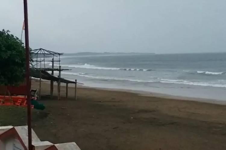 'મહા' વાવાઝોડાની અસર: આ જિલ્લાઓમાં શરૂ થયો વરસાદ