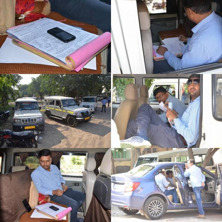 PGVCLના 'કામઢા' અધિકારીઓ, કારમાં બેસી કરે છે ચેકીંગની કામગીરી