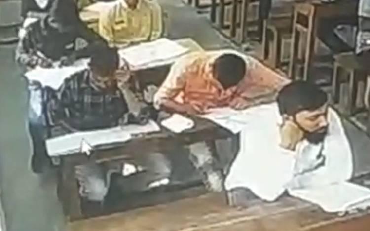 બિન સચિવાલયનું પણ પેપર ફૂટી ગયું હતું ? કોંગ્રેસે CCTV ફૂટેજ જાહેર કર્યા