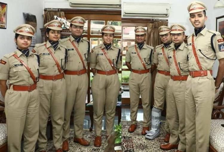 હસન સફીનને જામનગર સહિત 8 IPSનું એએસપી તરીકે પોસ્ટિંગ