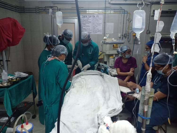 જી જી હોસ્પિટલના ડોક્ટર્સે બીજી વખત દુર્લભ બીમારીની કરી સફળ ટ્રીટમેન્ટ
